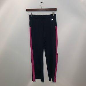 Champion Black & Pink Pants size S